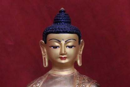 Buddhist Gods-Amitabha face
