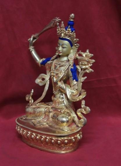 full gold Buddha