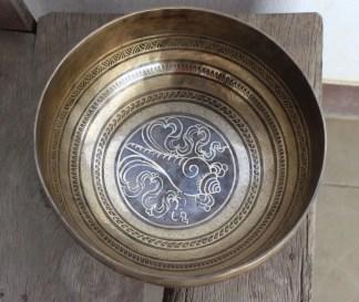 Meditation Bowl Full