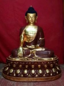 Buddha Statue - Completed Buddha Statue