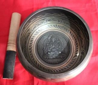Chenrezig Tibetan Bowl