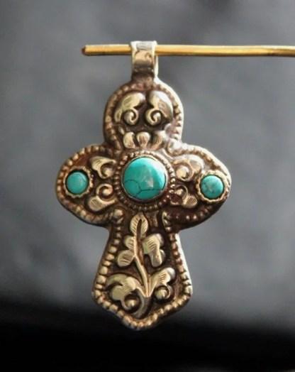 Tibetan Lucky Charm