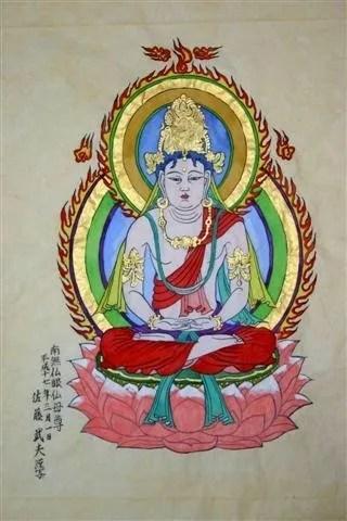 Consort of Akshobhya is Locani Buddha
