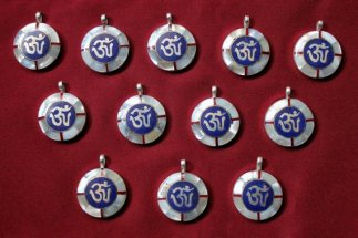 Om Mantra Pendants