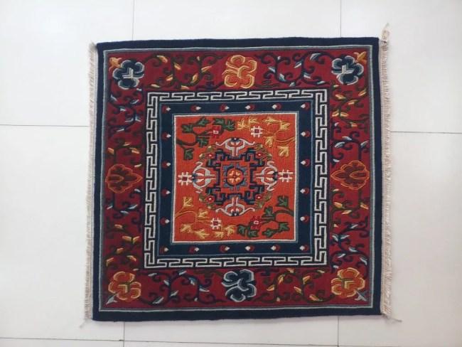 Tibetan Mandala rug