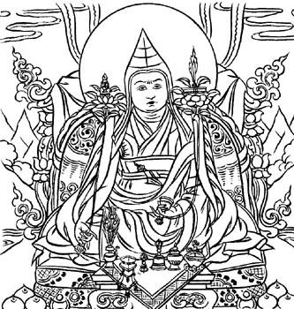Молитва к Джамьянгу Кхьенце Вангпо