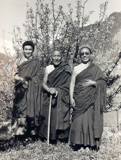 Gegen Khyentse Rinpoche