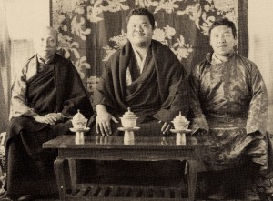 The current Soktse Rinpoche, Drukpa Yongdzin Rinpoche and Chhoje Rinpoche