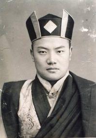 HH Karmapa XVI