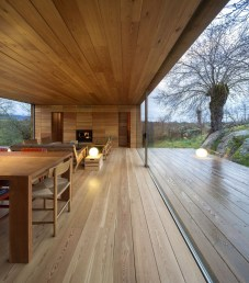 B House by ch+qs arquitectos | Posted by CJWHO.com