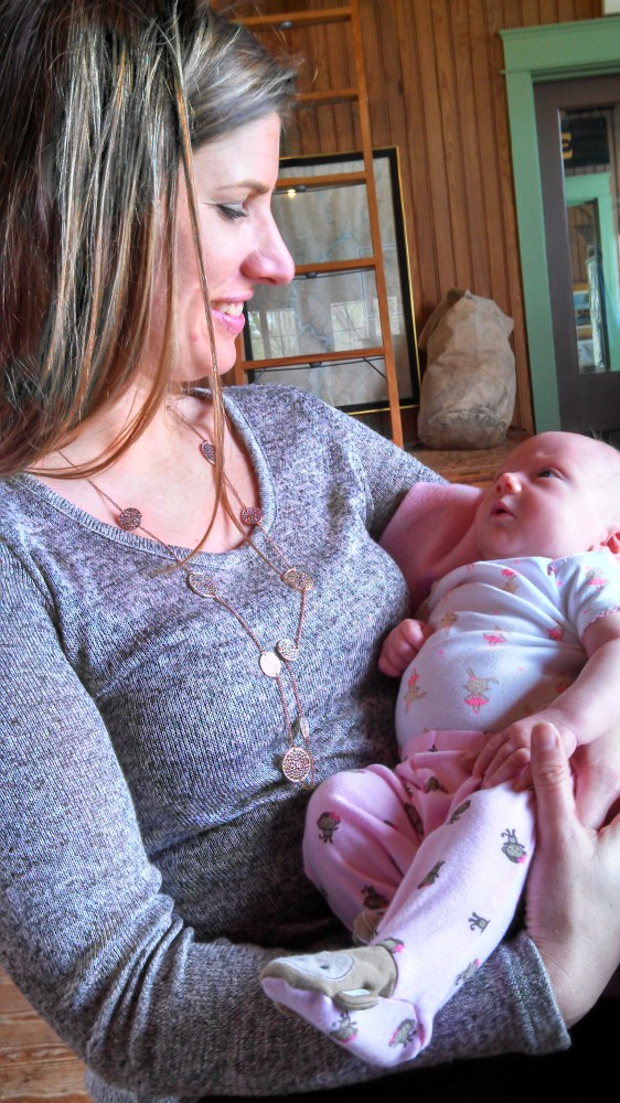 Christina and Fiona