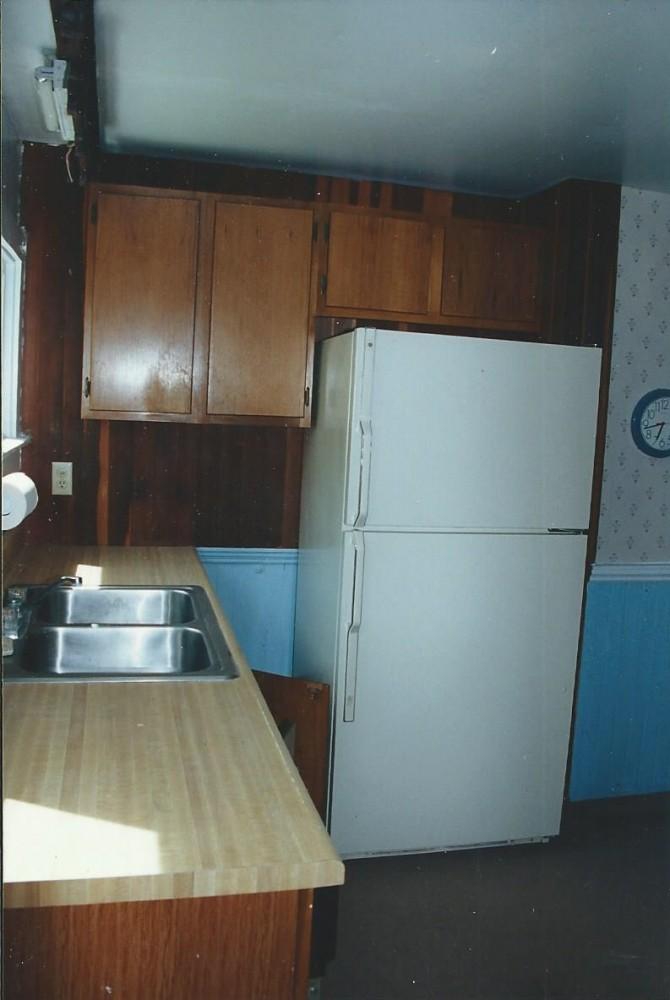 Kitchen fridge 115 001