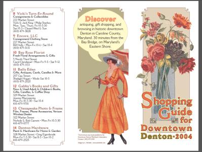 Down Dent Shop Guide 2004