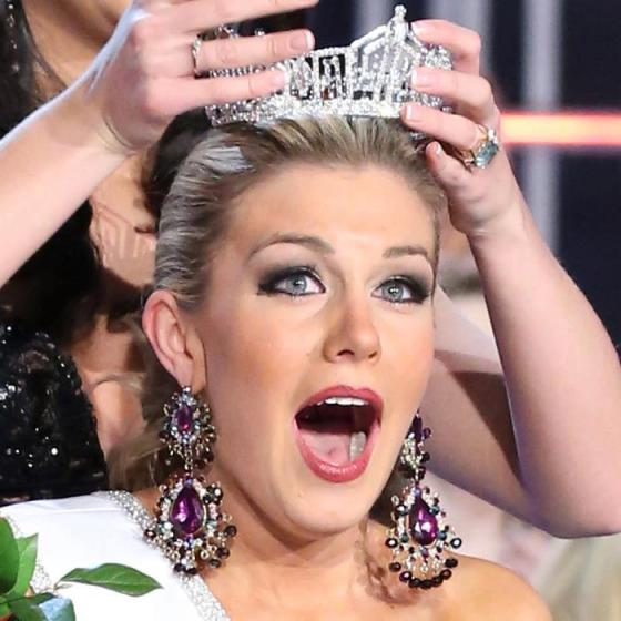 Crowning Mallory Hagan, Miss America 2013 from Shalavee.com