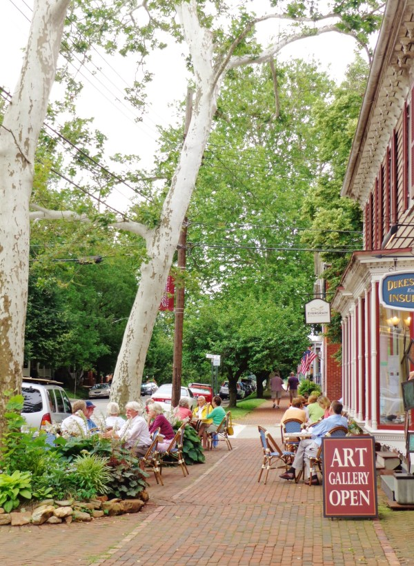 The #Evergrain bakery in #Chestertown,MD from Shalavee.com