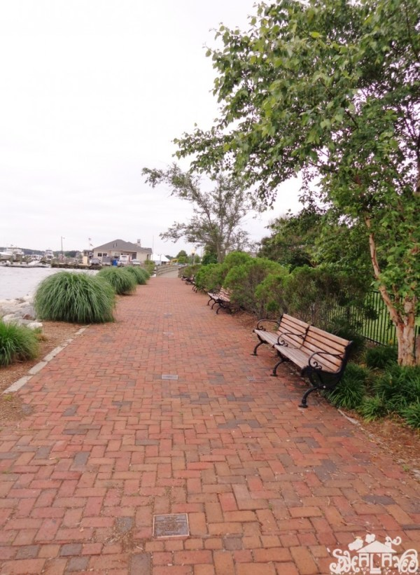 A walk along the waterfront in #Chestertown,MD from Shalavee.com