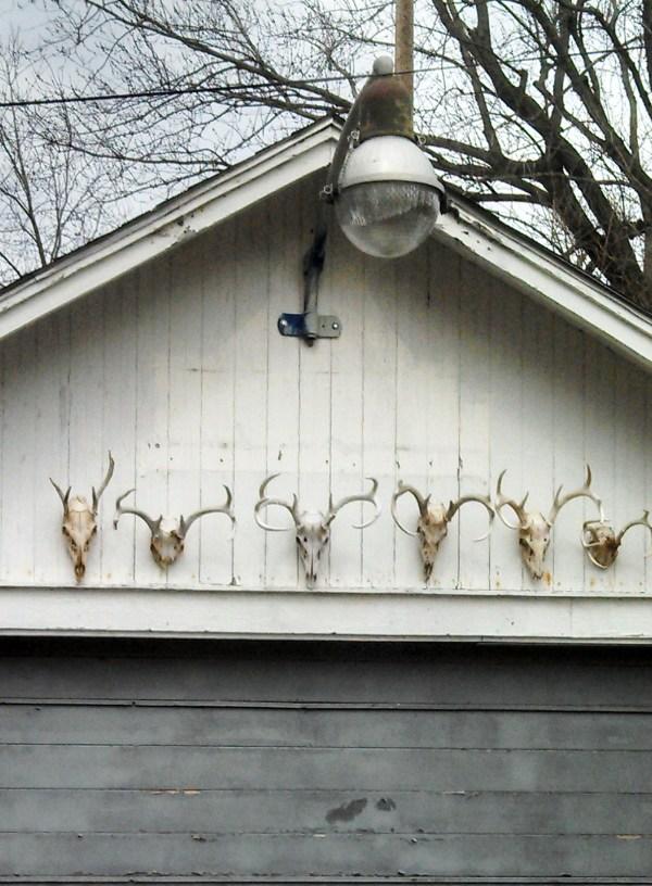 A hunter's garage architectural shots on Shalavee.com