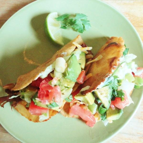 Homemade Tacos