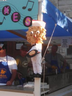 Funnel cake man from Summerfestive on Shalavee.com