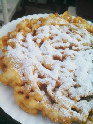Funnel cake from Summerfestive on Shalavee.com
