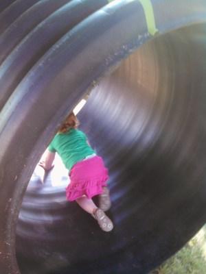 Through the tube from Summerfestive on Shalavee.com