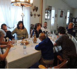 Family Feasts and Football