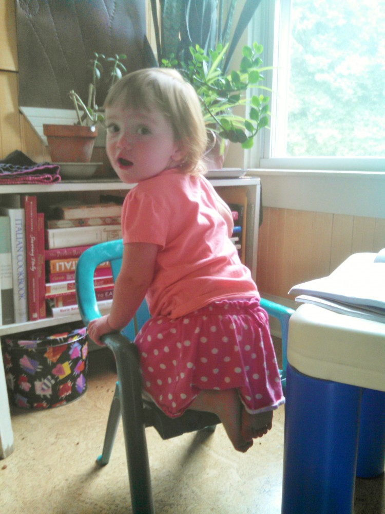 Toddlerhood has begun from Shalavee.com