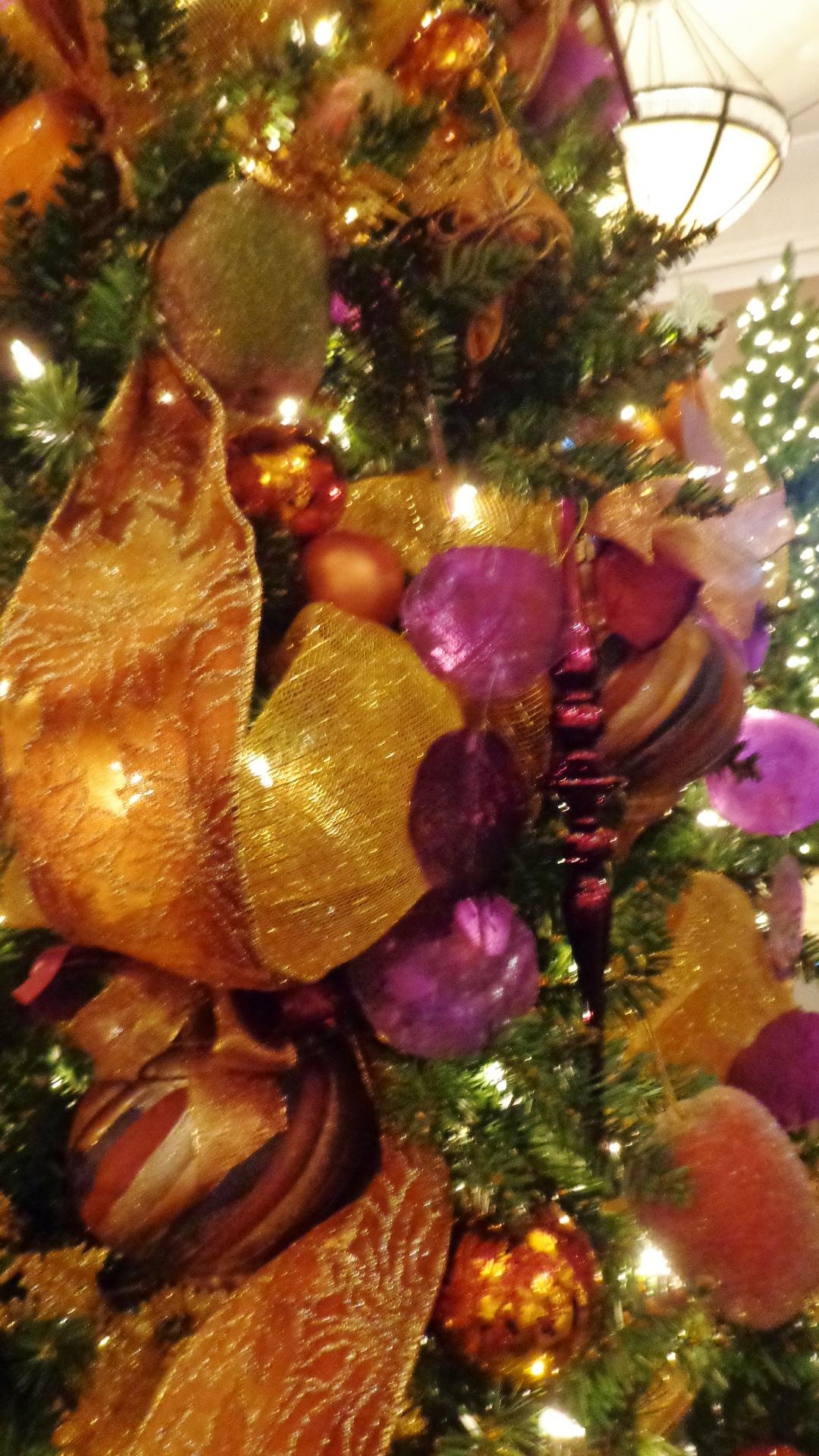 A Moroccan Christmas Tree - SHALAVEE