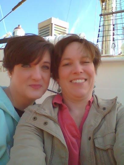Jeanne and Me on Shalavee.com