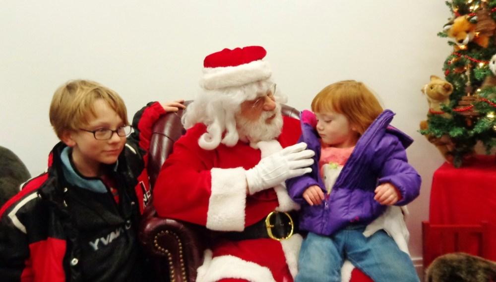 Santa on Shalavee.com