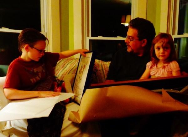 my family on Shalavee.com