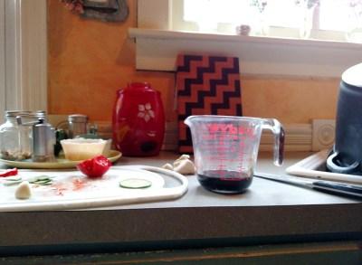 Kitchen chaos on Shalavee.com