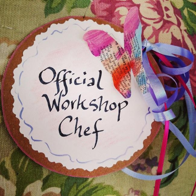 26 April Workshop badge on Shalaveee.con