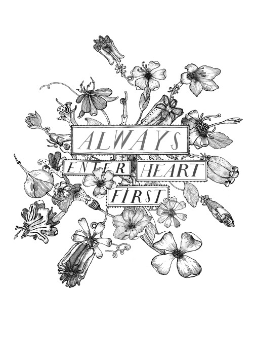 Happy Arty print from Anna Lovind on Shalavee.com