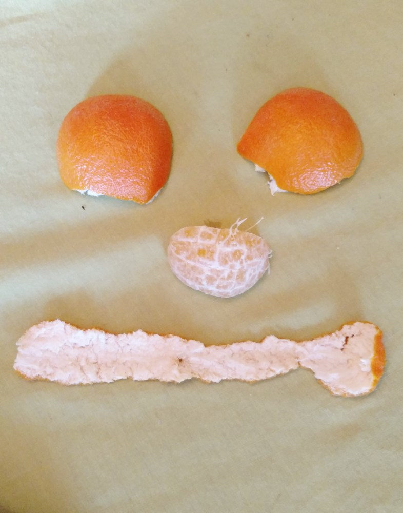 Saturday morning with a happy clementine on Shalavee.com