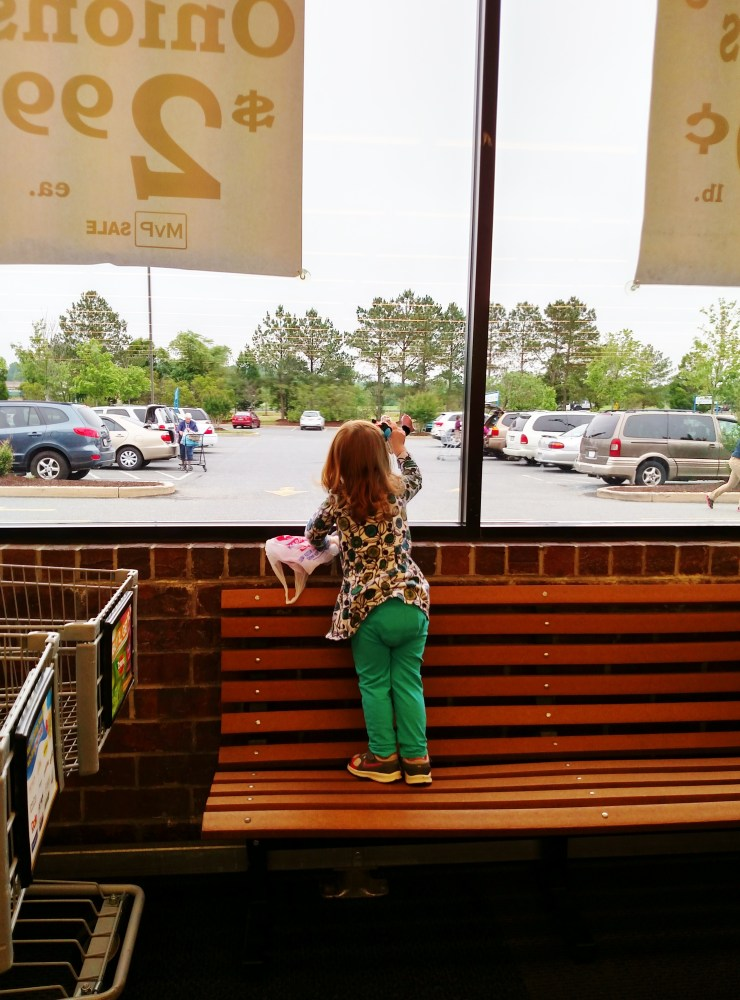 at the grocery store on Shalavee.com