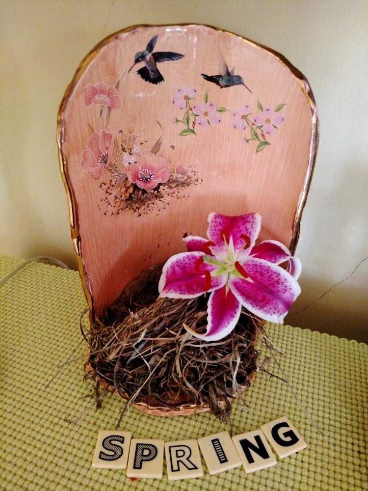 Spring plant thing on Shalavee.com