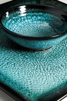 crackle glaze from patternprints journal on Shalavee.com