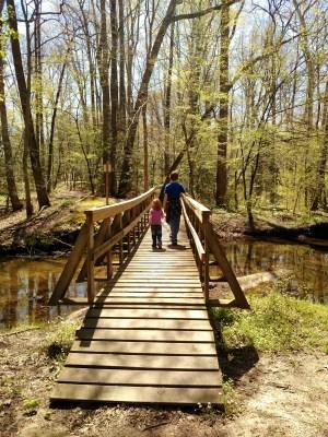 Children on the bridge on Shalavee.com