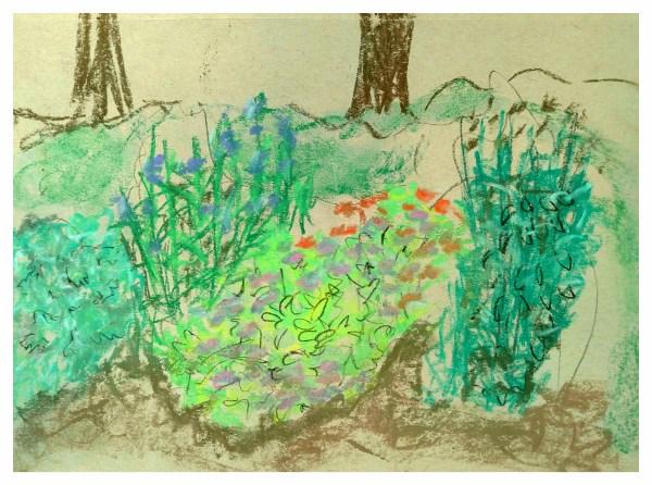 Idylewild garden bed on Shalavee.com