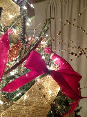 Go gently into Christmas on Shalavee.com