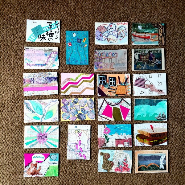 Day #1 through Day #22 of the ICAD challenge