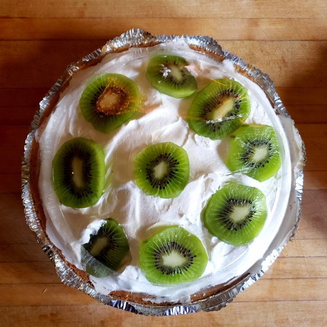 My key lime pie on Shalavee.com