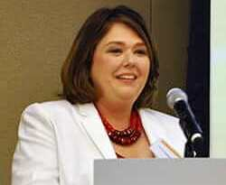 Photo: northtexan.unt.edu SHALE Magazine: In The Oil Patch - Paula Waggoner-Aguilar of The Energy CFO