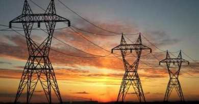 SHALE Magazine: Electric Powerlines Over Sunrise - Photo credit: Bigstock.com