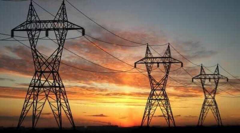 SHALE Magazine: Electric Powerlines Over Sunrise - Photo credit: Bigstock.com