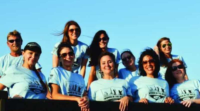 SHALE Oil & Gas Business Magazine Women in the Wild