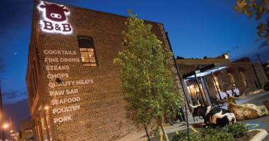 B&B Butchers Restaurant Houston Texas