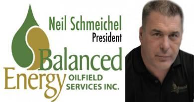Neil Schmeichel President Balanced Energy Oilfield Services Inc.