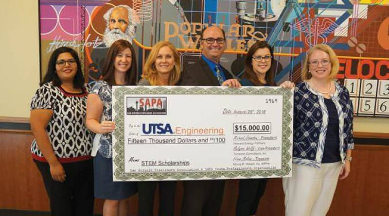 UTSA Receives Funding for STEM Students